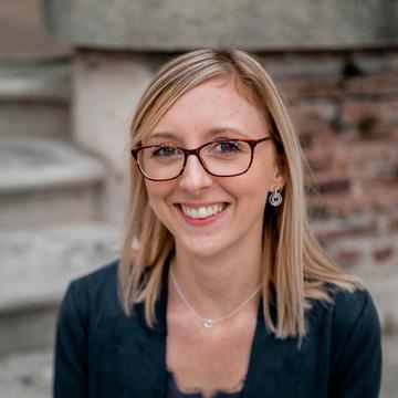 Amélie Houssaye, assistante administrative et commerciale chez Affinitaux