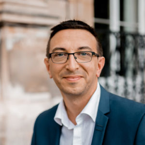 Jérôme Leconte, votre courtier en prêt immobilier à Abbeville