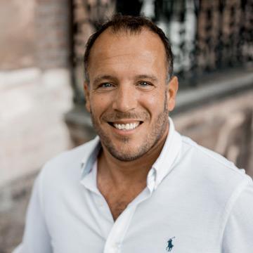 Sébastien Oléa, courtierr immobilier cergy pontoise